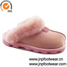 2015 Indoor sheepskin shoe winter slipper