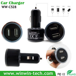 Mobile phone accessories 2143 mini car battery charge