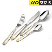 Wholesale Cutlery! factory price stainless sets dinnerware