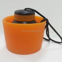 hochwertige faltbare silikon flasche