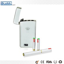 iBuddy Hottest Cool Design Flat Tip E-Cigarette Free Sample Free Shipping E Pard PCC Kits Wholesale Fast Delivery