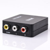 HHS factory HDMI to Composite video cable AV RCA composite convertor supporting PAL NTSC