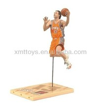 custom resin NBA action figure toy action figure