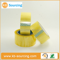 china manufacturer transparent adhesive bopp tape / colorful printed header card opp/ bopp bag with self adhesive film