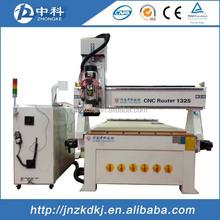 8 posiciones linear cambiador de herramientas automático máquina de talla de madera / 3d cnc enrutador