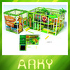 2015 hot selling commercial kids indoor playground indoor play castle soft play structure