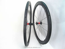Super light !U shape, 50mm*23mm, 23mm carbon wheelset for road bike, 700c carbon clincher wheels, DT240S hub + Sapim spokes