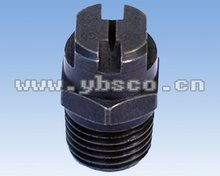 washing and cleaning and cooling and dust control flat spray nozzle