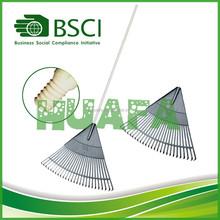 new design plastic garden leaf rake wholesale