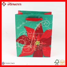 Pretty birthday gift packaging bags