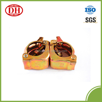 Steel Pressed scaffolding clamp / coupler