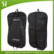 dress garment bags/nonwoven custom travel garment bag