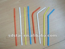 plastic drinking straw(flexible straw)