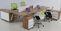 Top Quality Work Office Staff Table for Sale with Competitive Price