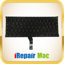 For MacBook air A1369 A1466 German Keyboard with screws