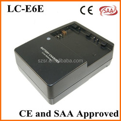 Lc-e6e battery charger for camera 5D Mark II