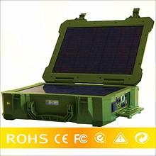 Outdoor Portable AC Solar DIY Kits For Energy