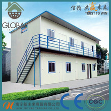 New customized prefabricated modular house for office, workshop