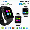 Elegant Latest MP3 MP4 GSM best cell phone watch oem for Nokia/motorola