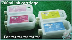 Compatible for canon 8100 9100 printer compatible ink cartridge