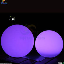 Perfect Quality Control System Light Glow Swimming Pool Led Beach Ball