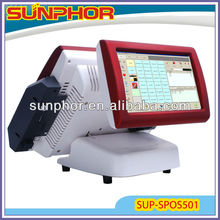 restaurant touch pos terminal for SUP-SPOS501-POS