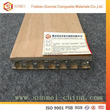 fashion design Solid Wood Aluminum Honeycomb Panel
