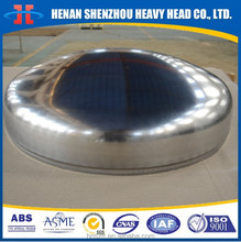 ASTM SS304/304L Dish Head for LNG Vehicle Fuel Tank