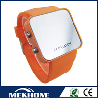 2015 alibaba wholesale automatic led watches for woman