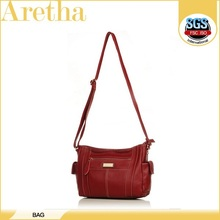 latest quality leather satchel bags/handbag with chain handles
