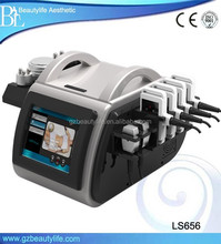 650nm diode laser and cavitation RF / Cold laser fat dissolving device
