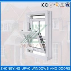 10 years warranty upvc louver frame