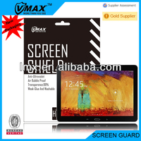 Screen protector cover for Samsung Galaxy Note 10.1 2014 oem/odm (High Clear)