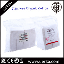 New Products 2016 Japanese organic cotton MUJI/Koh Gen Do Atomizer cotton sheets / muji cotton