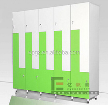 2015 Hot Sale Compact Storage Wardrobe Cabinet for Swimming Pool