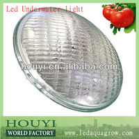 dimmable par56 led swimming pool lights 54W 12V IP68 led underwater light led floating underwater light