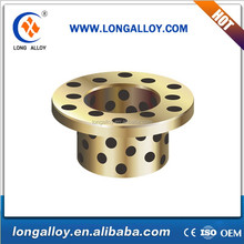 JDBB series Oil-free Brass Guide Bushings With Shoulder Type