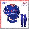 Custom design professional sublimation ice hockey jersey 7-26