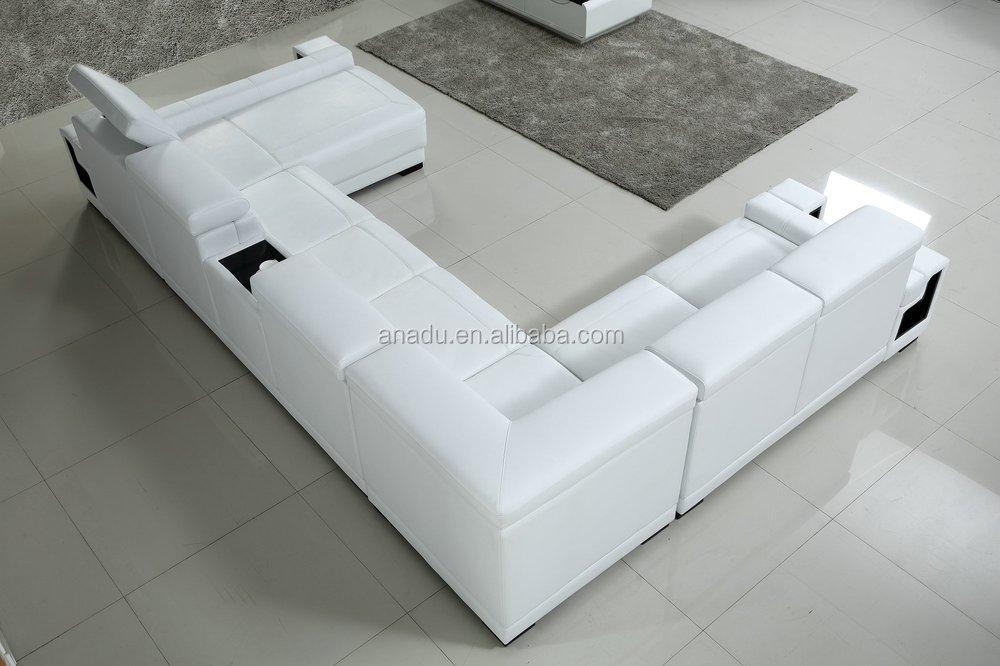 Divano Moderno Design. Perfect Divano Angolare In Tessuto Stile ...