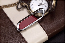 100% real capacity Hanging buckle Leather usb flash drive USB 2.0 Flash Memory Pen Drive U Disk Sticks PendrivesThumbdrive