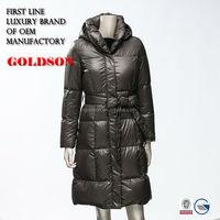 2015 Ultralight women winter down jacket clothing brand