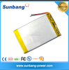 High capacity lipo rechargeable 3.7v 6800mah li-polymer battery for tablet PC /Power bank
