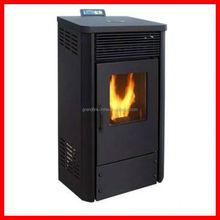 Modern fireplaces smokeless control panel wood pellet stove