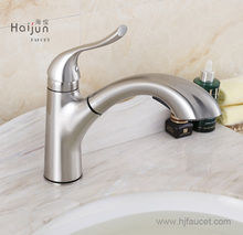 High End Deck Mounted Kitchen Sink Faucet (82H22-BN-N)