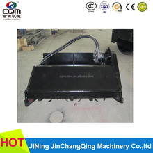 Changqing marca 0511 serie skid steer loader usato motozappa, di alta qualità