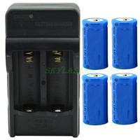 Потребительская электроника Oem Smart + 4 x 1200mAh 16340
