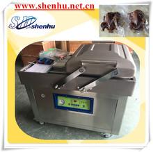 Best Sealer Double chambers chicken vacuum packing machine