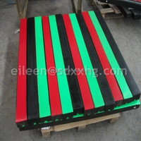 uhmwpe impact bars for hilti tools spare parts/impact crusher blow bars