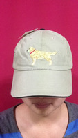 unstructed baseball cap custom with pocket zipper on side
