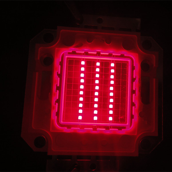 30w Red 620nm 630nm 640nm 650nm 660nm High Power LED Diode